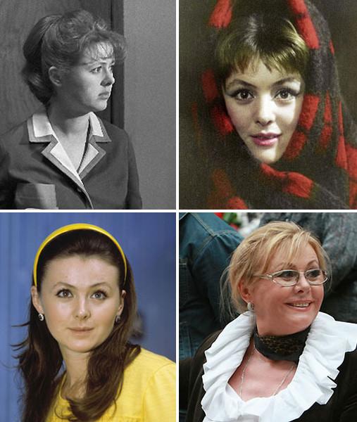 Красивые актрисы советского кинематографа 24 фото