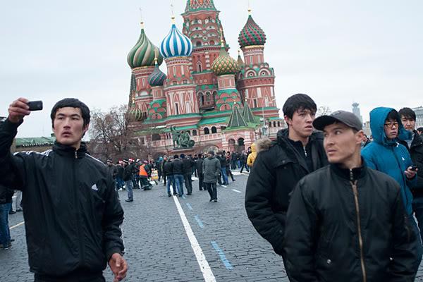 Таджики в москве знакомство