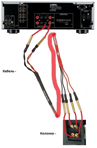 Я понимаю что есть Bi-wiring,