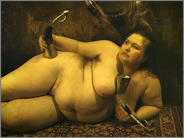 Сочная женщина фото