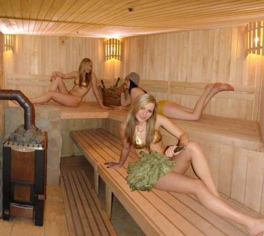 азиатки женская баня