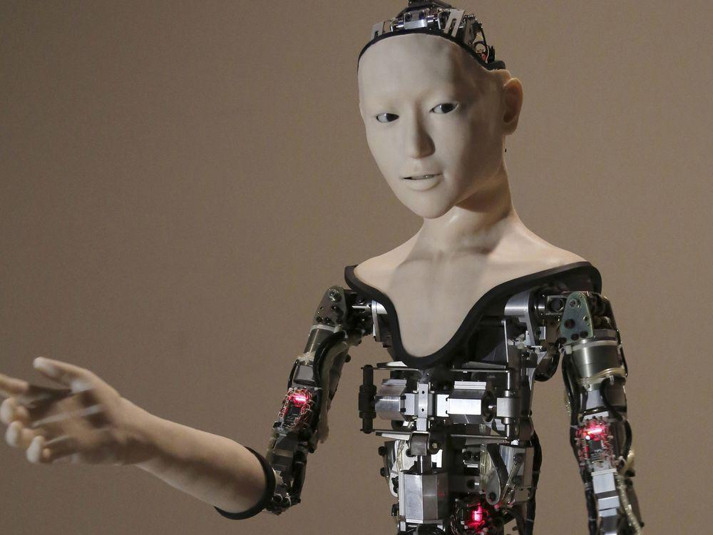 человекоподобные роботы картинки хекматияр афганский