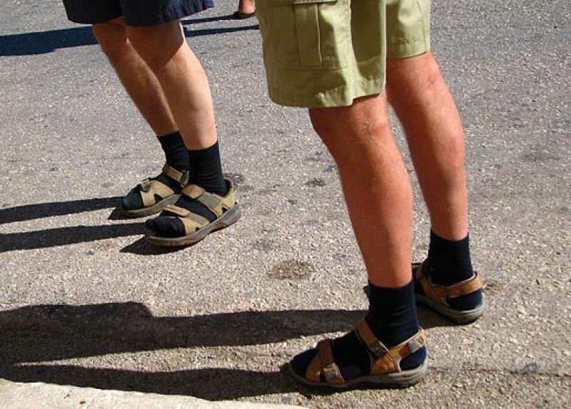 Носки под сандали смешные картинки, лет