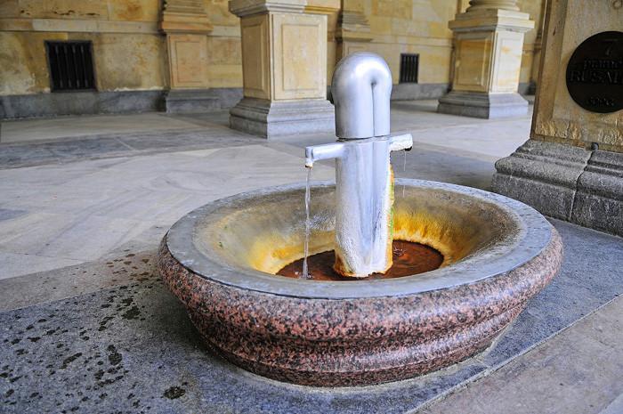 Карловы вары вода состав