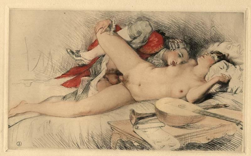 Порнофильмы в стиле 17 веков