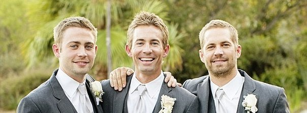 фото пол уокер с братьями