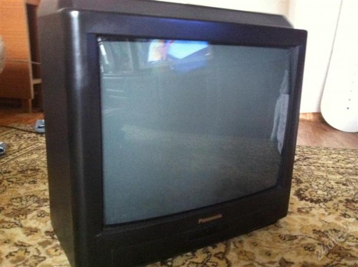 Старых телевизоров panasonic инструкции для