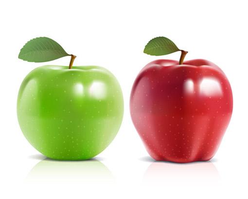 Картинка яблоки анимация