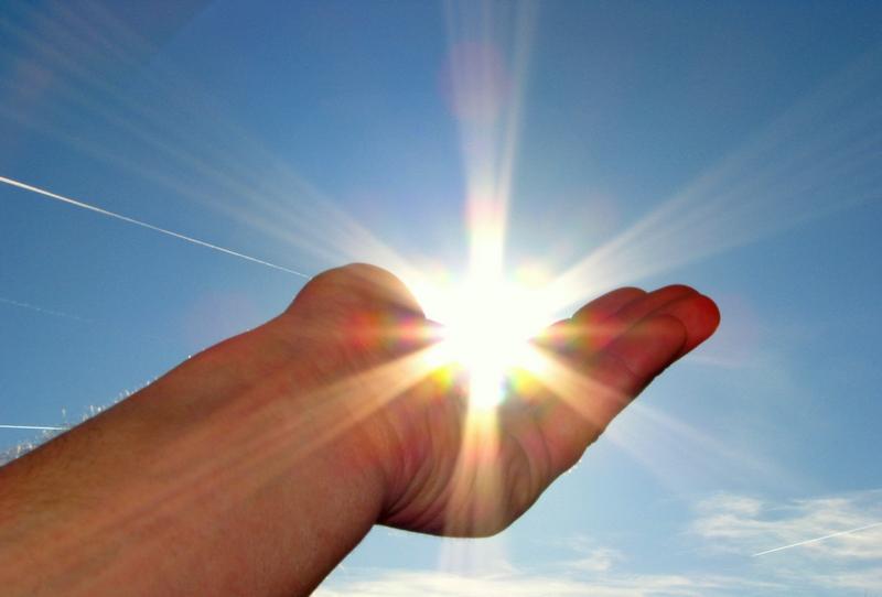 солнце светит для тебя картинки новых