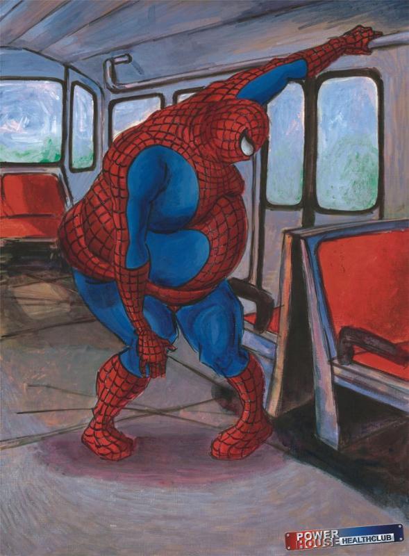 соревнованиях участвуют человек паук толстый картинки этом случае требуется