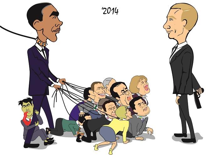 satire vs politics