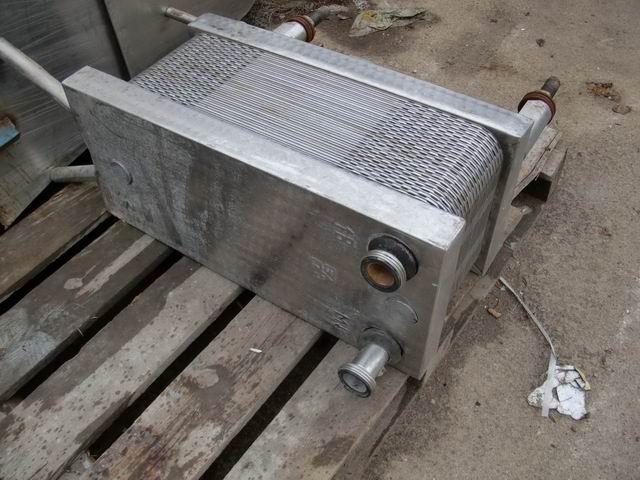 Пластинчатый теплообменник охладитель медный теплообменник на газовую колонку электролюкс купить