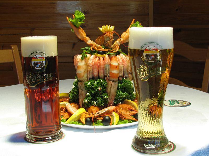 красиво оформленное пиво фото
