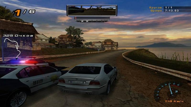 Need for Speed Carbon  дата выхода системные требования