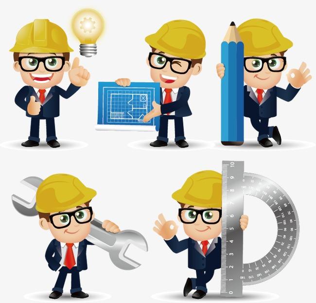 Инженер-проектировщик картинка для детей