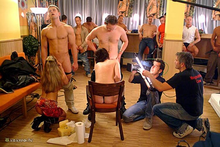 Как снимают порно фильм фото