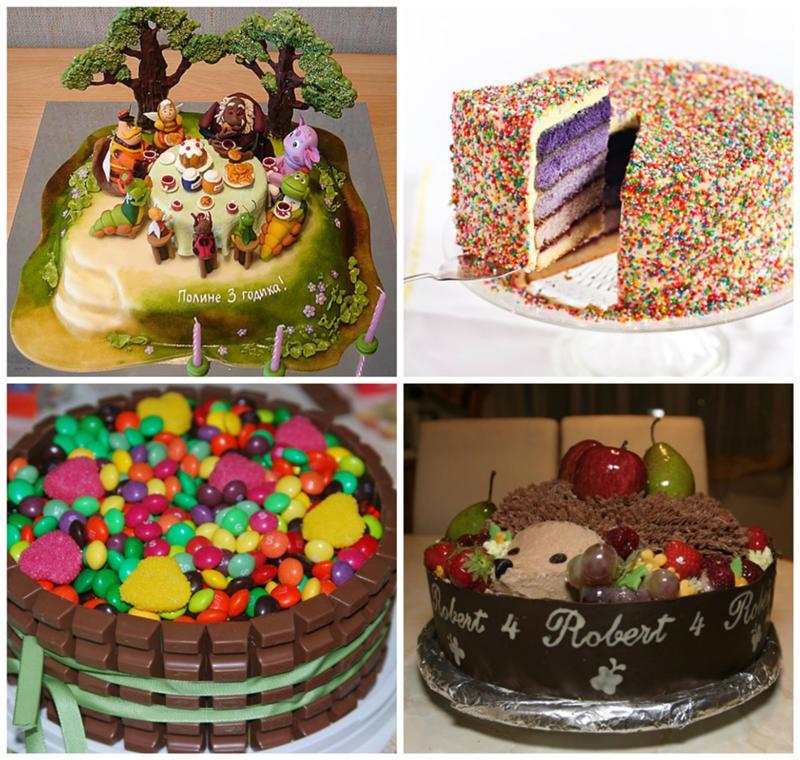 Торт как можно украшение