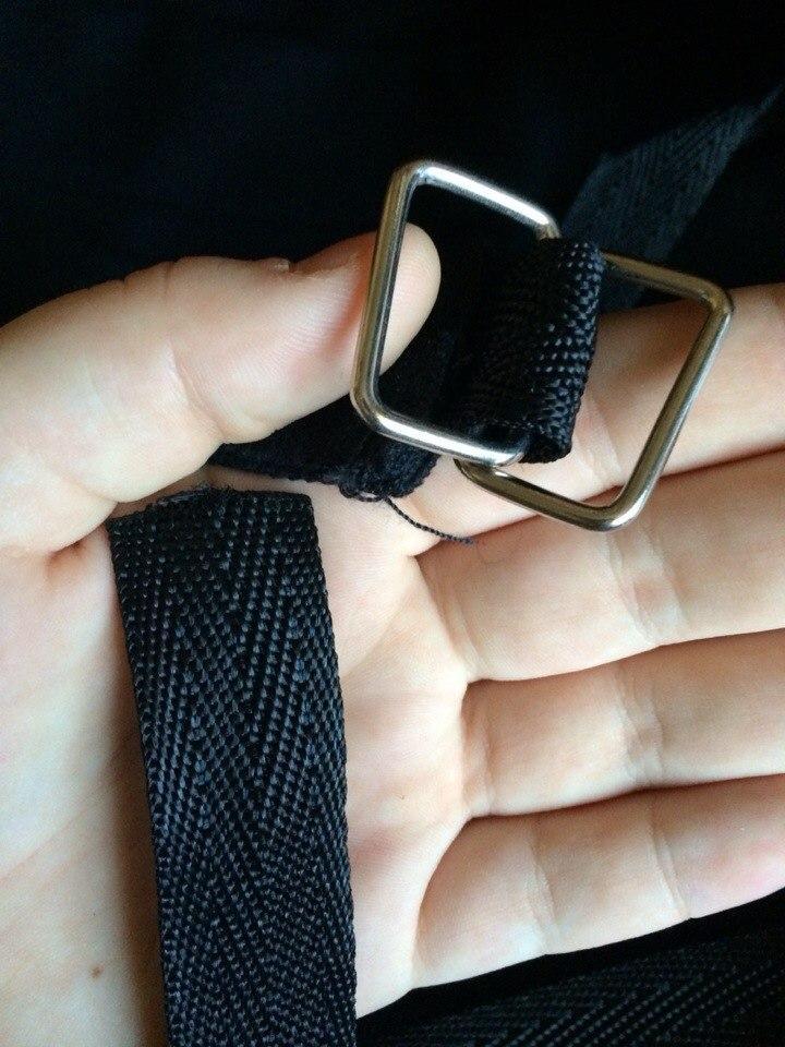 Как закрипить ремень на рюкзаке кардура рюкзака
