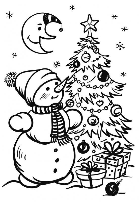 Выжигание по дереву картинки новогодние