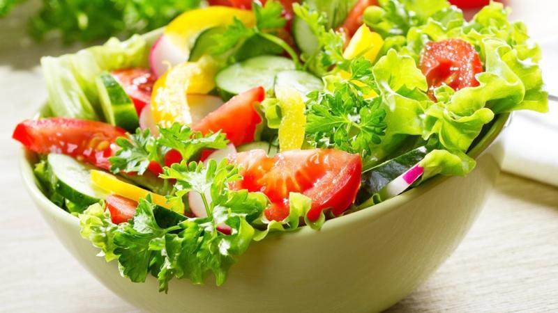 Самый вкусный салат цезарь