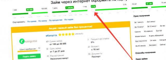 Взять кредит 30000000 рублей