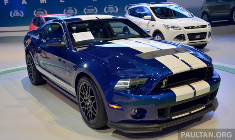 форд мустанг шелби 2015 цена в россии