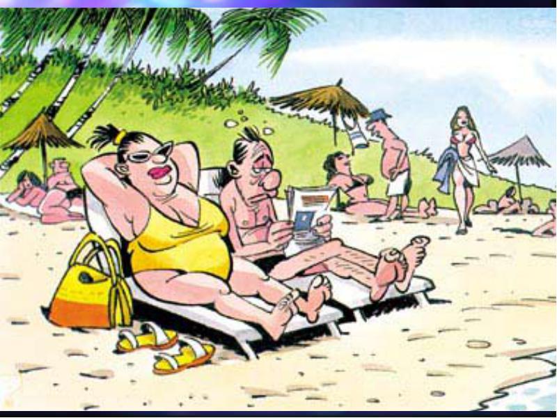 Прикол картинки муж с женой на море, свиньи прикольные