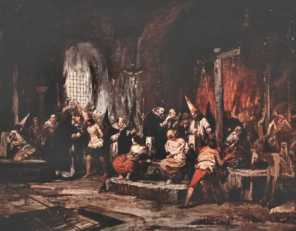 an analysis of the effects of the grand inquisitor in history Inquisition: inquisition, a  history in 1184 pope lucius iii required bishops to make a judicial inquiry, or inquisition,  effect on albigenses in albigenses.