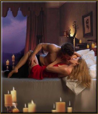 сексуальные романтичные фото