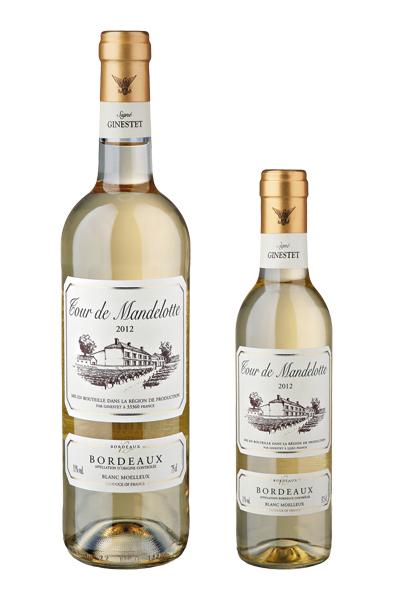 Белое вино тур де манделот