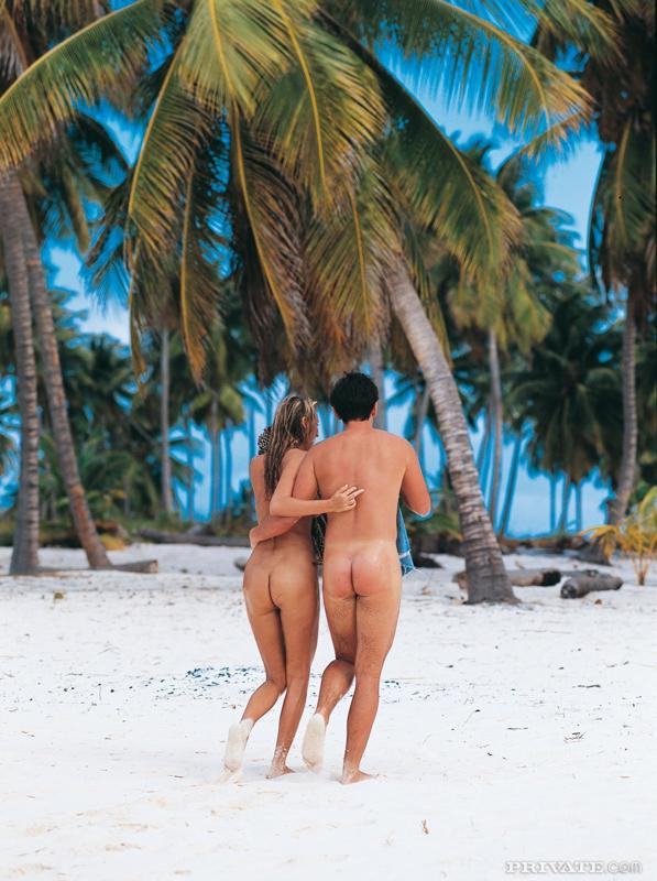 красивое порно море пальмы - 5