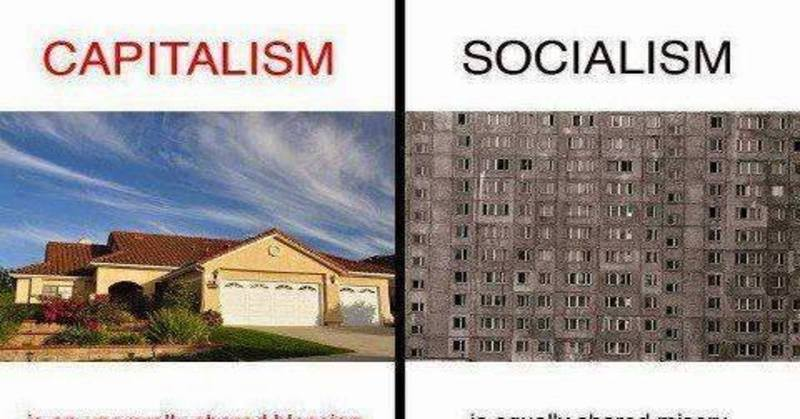 capitalism vs socialism differences between two Today, there are two well-debated economic systems, capitalism and socialism both have already been tested in practice and we can say that capitalism has stood out as it is the dominant system in the world.