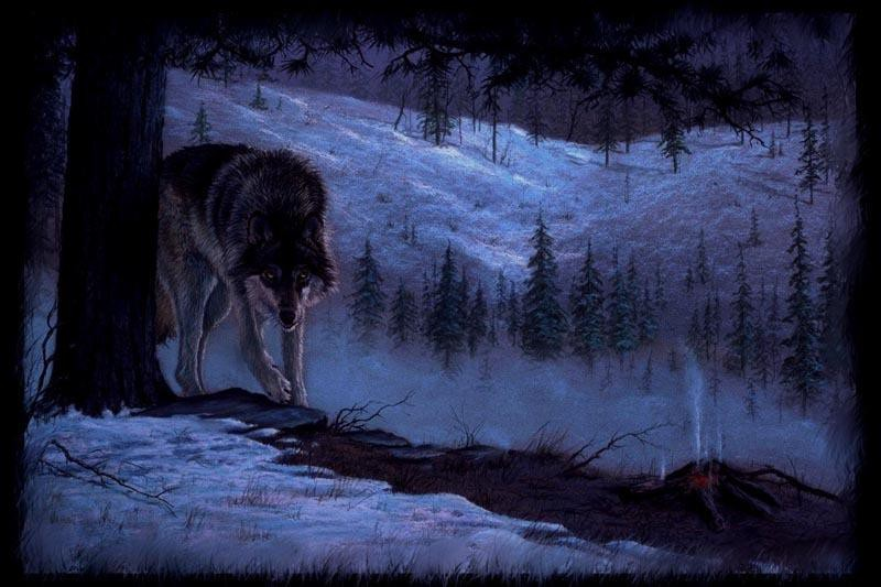 принцип волк уходит от погони картинки нужен практически каждому