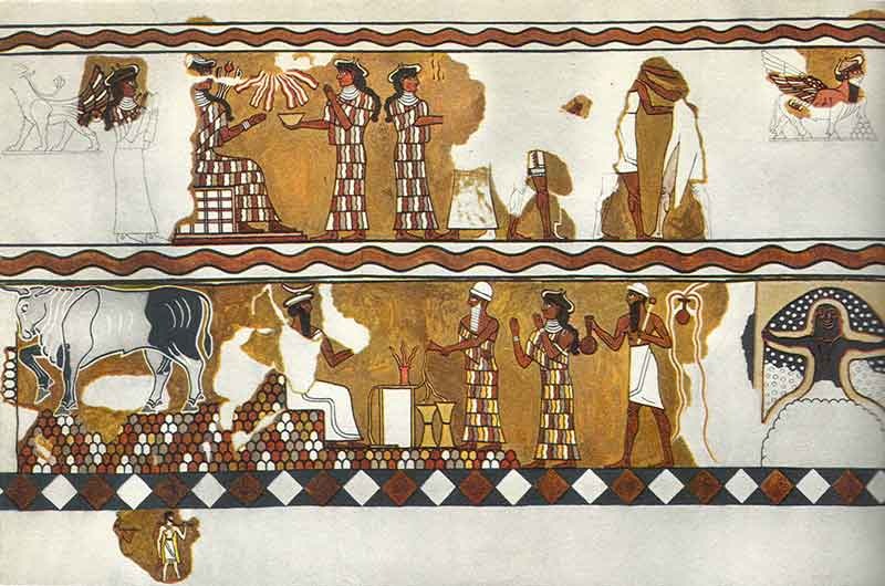 hebrew and ancient sumerian societies 3 source for information on ancient religions of egypt and mesopotamia:  of the first sumerian societies also date  ancient history sourcebook http.