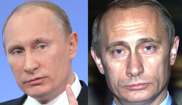 Необычное окружение Владимира Путина на ТВЗ 5 фото