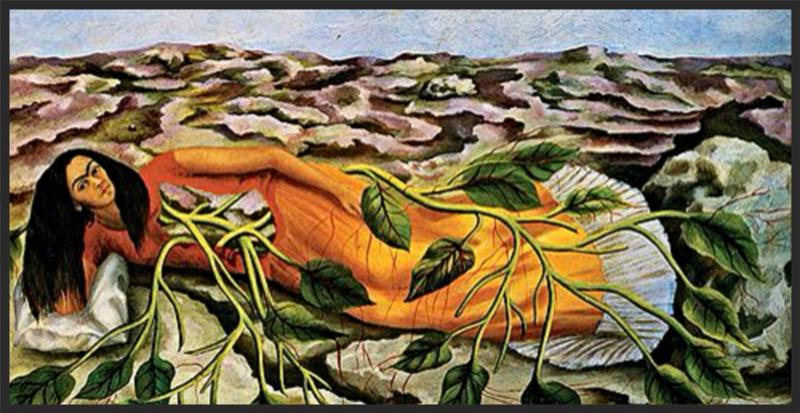 frida kahlos definition of self essay