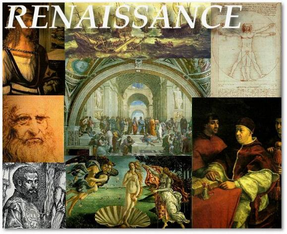 a history of what happened to arts during the renaissance period