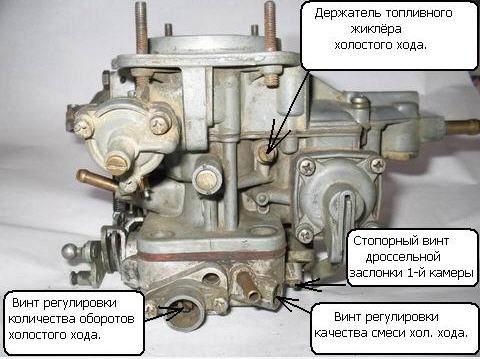 Фото №5 - причины вибрации двигателя ВАЗ 2110 на холостом ходу