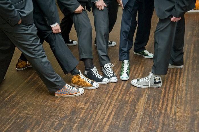 Любовь для, прикольные фото с кроссовками