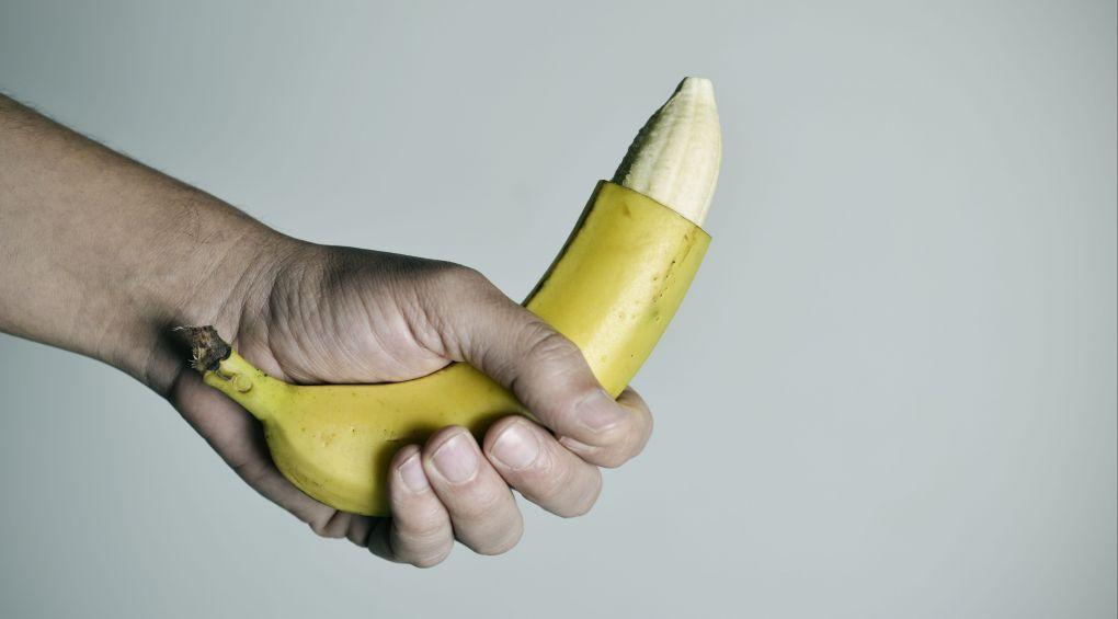создавать бананы и мужчина картинка дракон