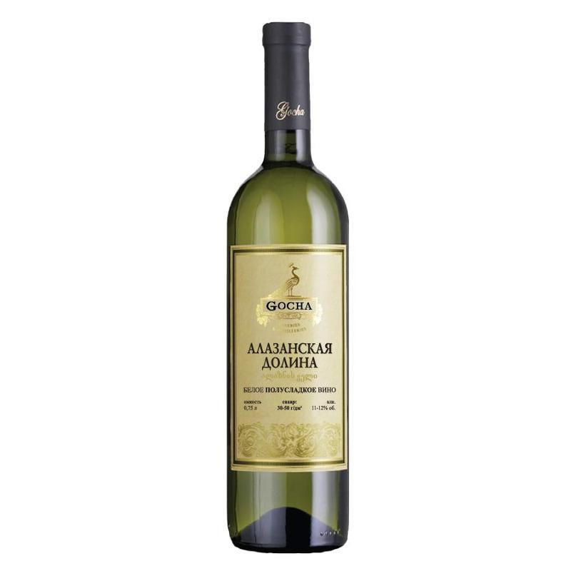 Грузинское вино Алазанская долина купить Вино Алазанская