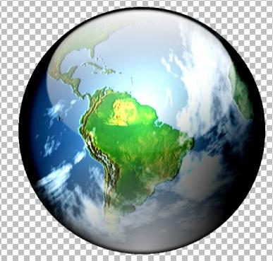 Картинка без фона земля
