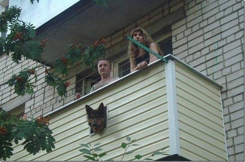 У тебя... идеальный... балкон...?(Ё!.