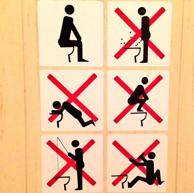 gang initiation warning vs toilet spiders
