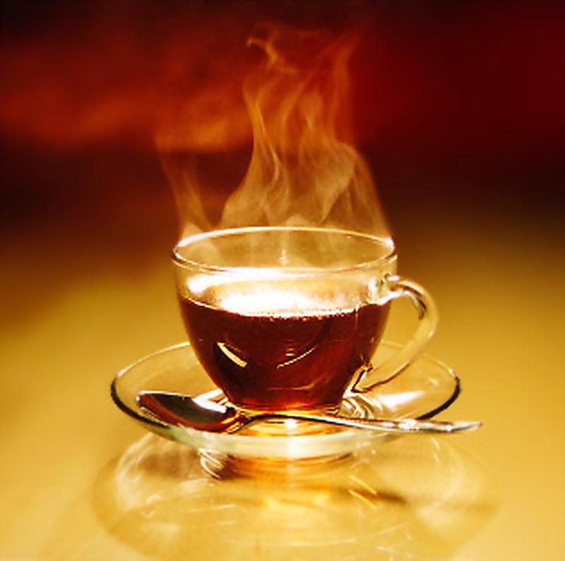 Днем, картинки чашечка горячего чая