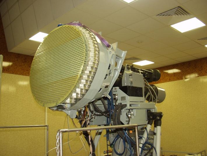 Радиофотоника в радиолокации