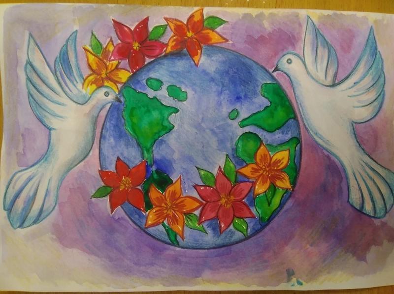 бесканальной открытка на тему мир заказали