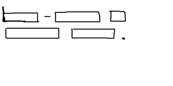 Схема предложения 1-й класс