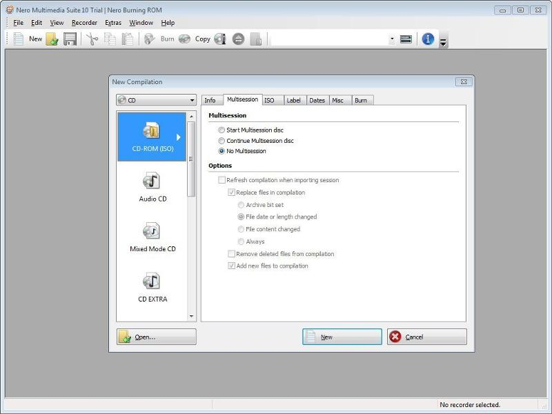 Nero dvd writer software for windows 7