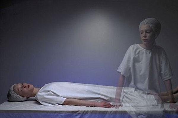 себе: общение с умершими через сон дорогой работе